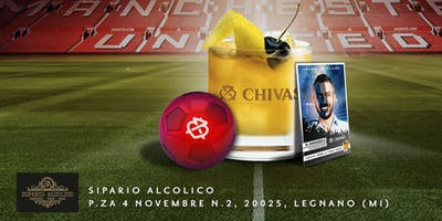 CHIVAS SOUR LEAGUE - SIPARIO ALCOLICO
