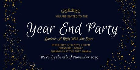 Korn Ferry Year End Party 2019 tickets