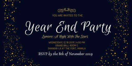 Korn Ferry Year End Party 2019