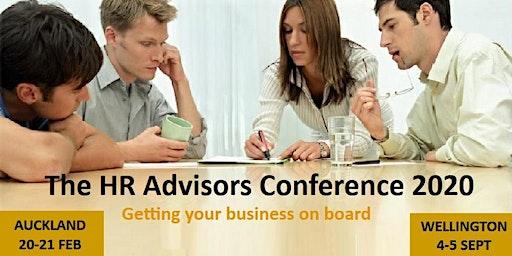 HR Advisors Conference 2020