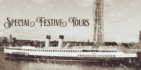 TS Queen Mary Festive Tour Day - Sunday 1st December 2019 tickets