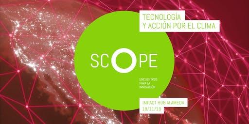 SCOPE 04 — Tecnología y Acción por el Clima