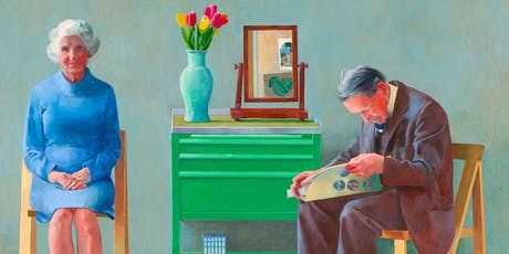 Loving the  figurative ‒ the art of David Hockney with Dr Marie-Anne Mancio tickets