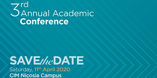 3rd Annual Academic  Conference - Entering a new era
