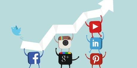 SOCIALizzati - Ottieni il massimo dal tuo profilo aziendale biglietti