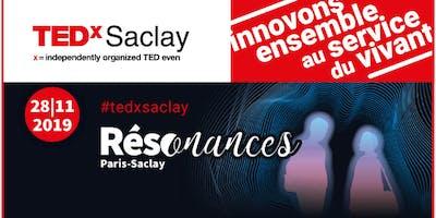 Retransmission TEDx Saclay 2019