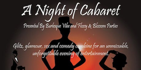 A NIGHT OF CABARET tickets