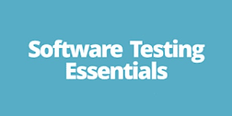 Software Testing Essentials 1 Day Training in Irvine, CA tickets