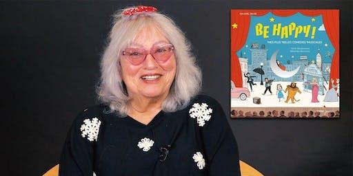 Rencontre avec Susie Morgenstern