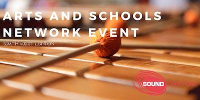 Arts and schools networking event (Merton)