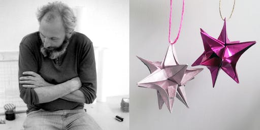 An Introduction to Origami - Christmas Decoration Workshop with Cathal McGinley