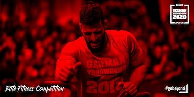 CrossFitⓇ German Throwdown 2020 - Sanctionals™️ Event