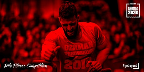 CrossFitⓇ German Throwdown 2020 - Sanctionals™️ Event tickets