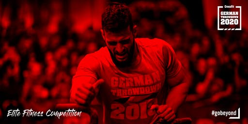 CrossFitⓇ German Throwdown 2020 - Sanctionals™️ Event