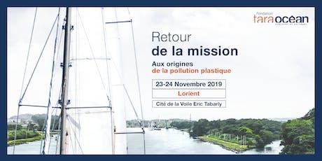 [COMPLET] Visite de Tara à Lorient le 24 novembre billets