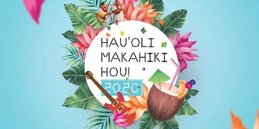 Hawaiian New Year 2020 Party
