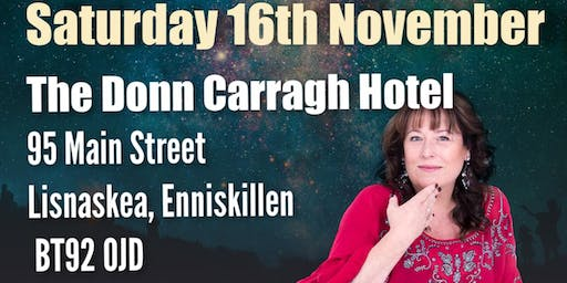Psychic Night in Lisnaskea , Enniskillen