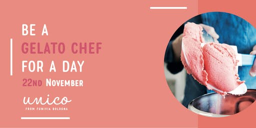 Be a Gelato Chef for a Day - BROMLEY (22nd November)