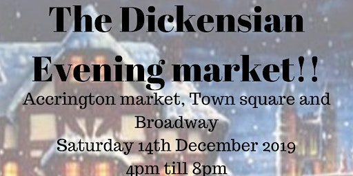 Dickensian evening Market