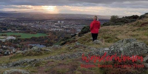 WanderWomen: Winter Sunrise Escape