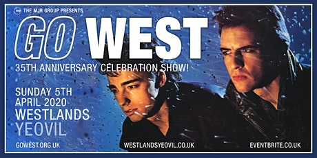 Go West (Westlands, Yeovil) tickets