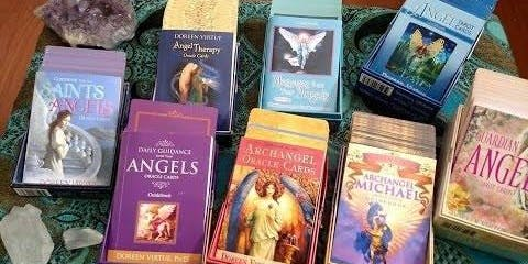 Angel Cards Part 1 and Part 2