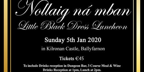 Women's Little Christmas Black Dress Ladies Lunch for NW Simon Community tickets