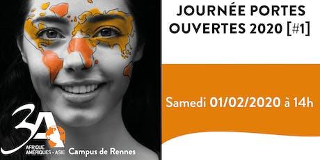 Journée Portes Ouvertes Rennes #1 billets