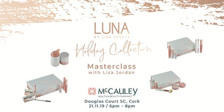 Lisa Jordan's Holiday Collection MASTERCLASS tickets