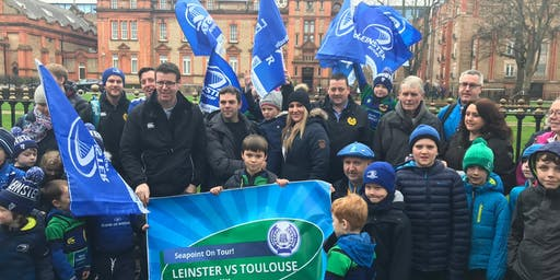 Seapoint on Tour! Leinster V Lyon