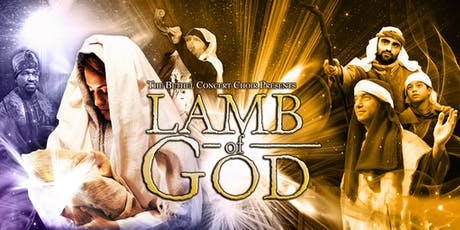 LAMB OF GOD - Bethel Christmas Show tickets