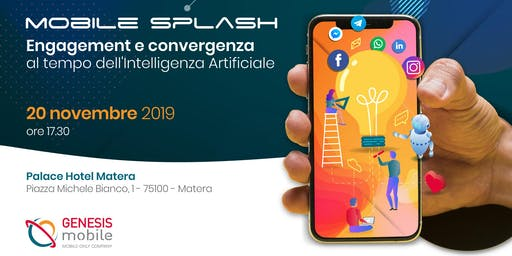 Mobile Splash Matera