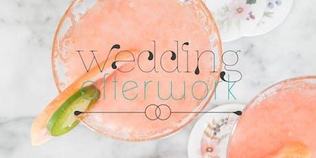 Wedding afterwork billets