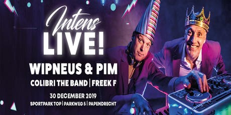 Intens LIVE tickets