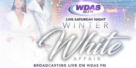 THE WDAS WINTER WHITE AFFAIR tickets