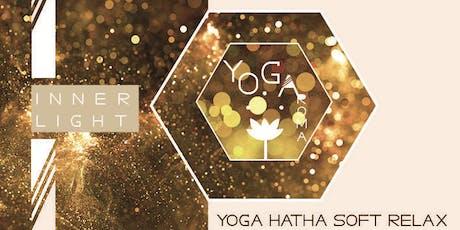 YogAroma - INNER LIGHT - Yoga & die Pflanzenkraft ätherischer Öle Tickets