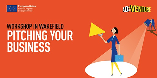 Adventure Business Workshop in Wakefield - Pitching your Business