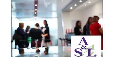 A&SL AGM 2020 tickets
