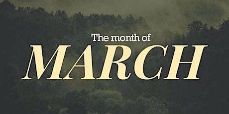 Month Of March Quiz tickets