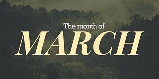 Month Of March Quiz