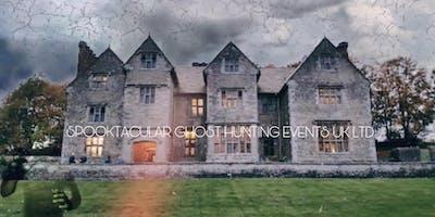 Wilderhope Manor Ghost Hunt Sleepover with Breakfast - £45 P/P