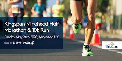 Kingspan Half Marathon & 10k in aid of Elliot's Touch