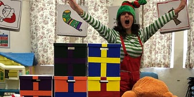 The Littlest Christmas Elf  : magical performance  with stories and songs