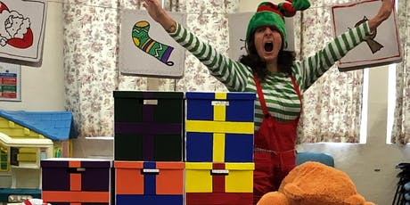 The Littlest Christmas Elf  : magical performance  with stories and songs tickets