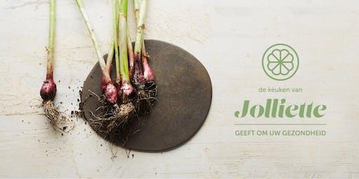 Avant-première pop-up de keuken van Jolliette