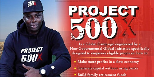 PROJECT 500X: FINANCIAL EMPOWERMENT SUMMIT