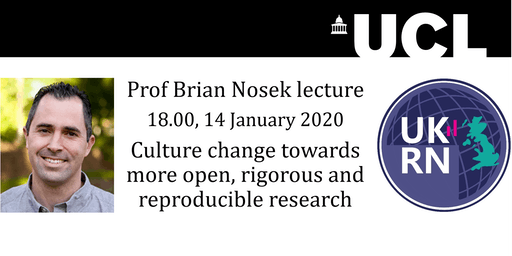 Brian Nosek lecture: Open, rigorous and reproducible research