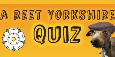 A Reet Yorkshire Quiz