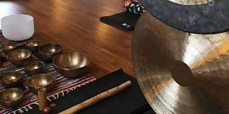 Gong Bath & Sound Journey: Dive Into Deep Relaxation with Craig Eddington tickets