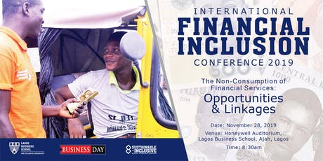 International Financial Inclusion Conference 2019 tickets
